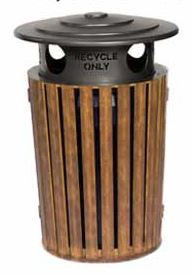 Urbanscape Recycle Receptacle