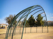 PW Athletic Arch Backstop