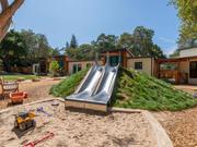 Norna Playgrounds Custom Steel Slide
