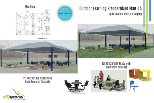 Outdoor Learning Standardized Plan #5