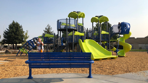 McConnell Park School Age Playground