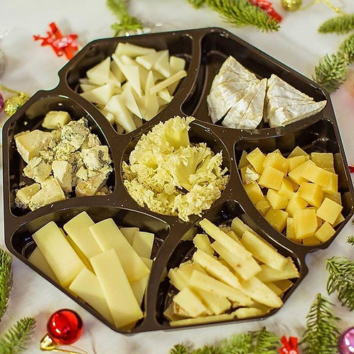 "Сырная тарелка ""Маленькая Швейцария"""
