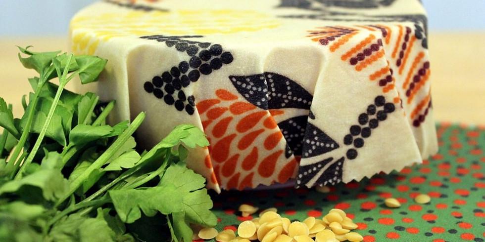 Zero Waste - Mini-atelier fabrication: Bee's Wrap