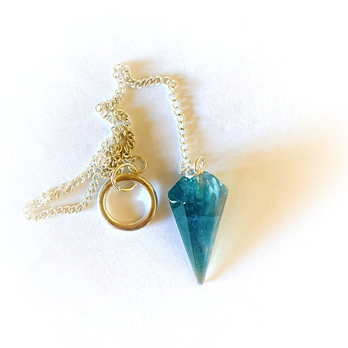 Pendulum Fluorite