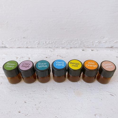 Chakra Oils