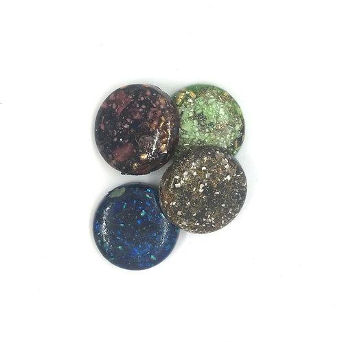 Orgonite Button