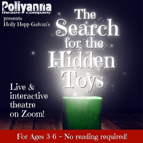 The Search for the Hidden Toys