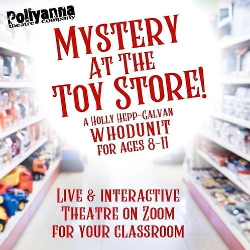 Mystery at the Toy Store