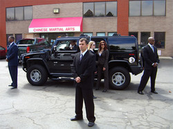 Armed Escort Services