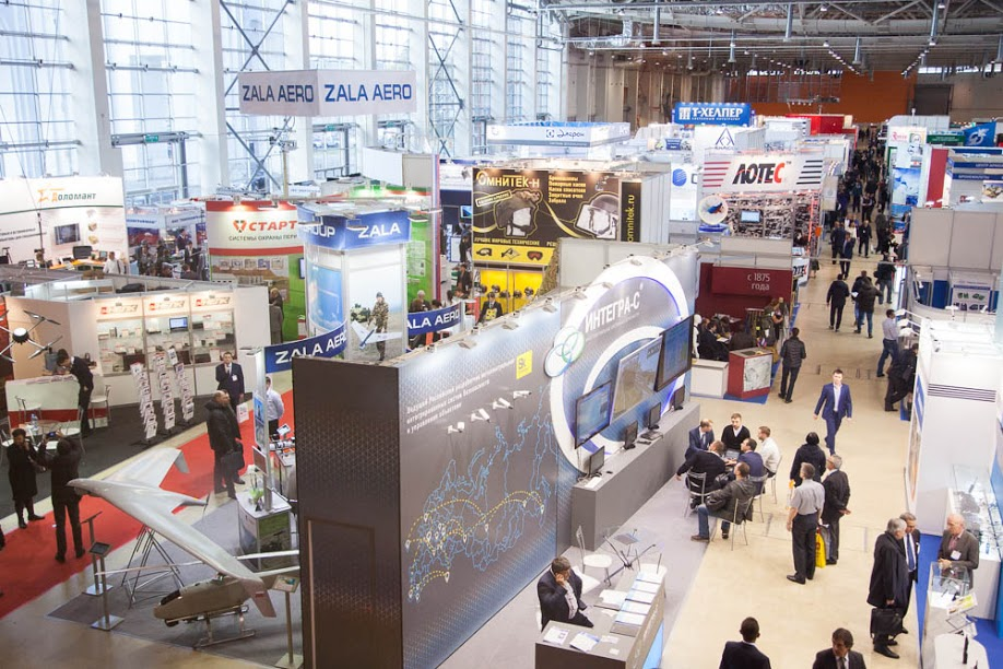 Security Management for Exhibitions