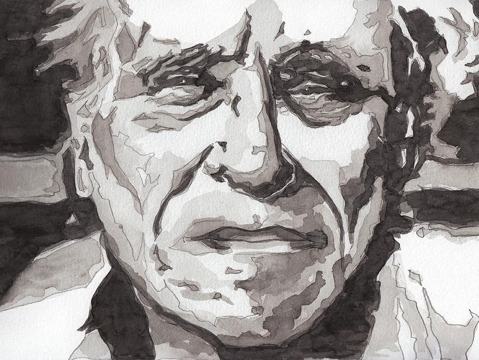 Charles Bukowski #01, 2014