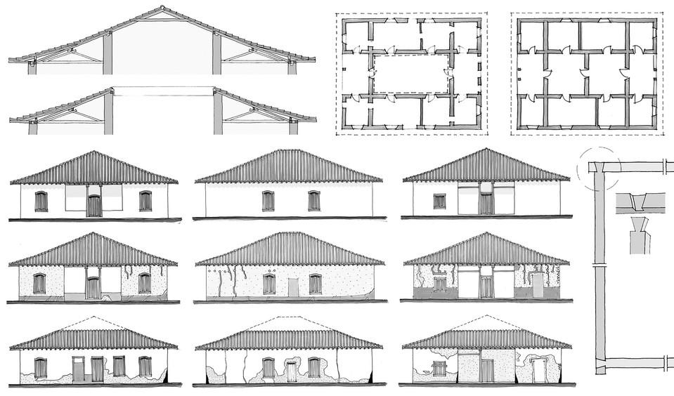 Casa do Bandeirante - SP, 2008