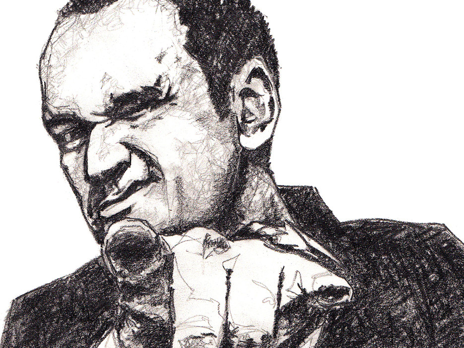 Quentin Tarantino #01, 2014