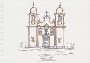 Igreja Matriz, Tiradentes, MG. 2002