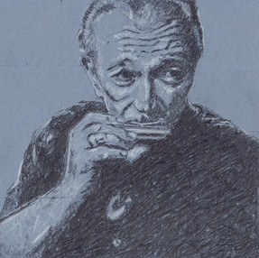 Charlie Musselwhite #02, 2014