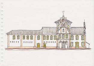 Igreja e Convento da Luz, São Paulo, SP. 2003
