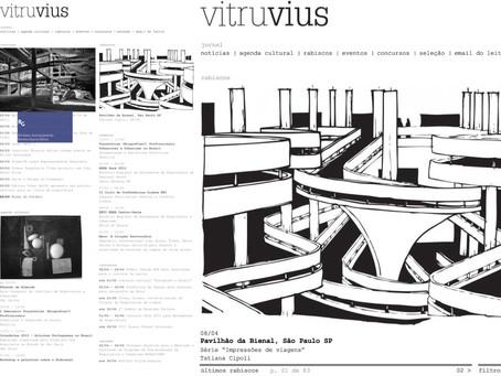 Revista Vitruvius, 2013-2014