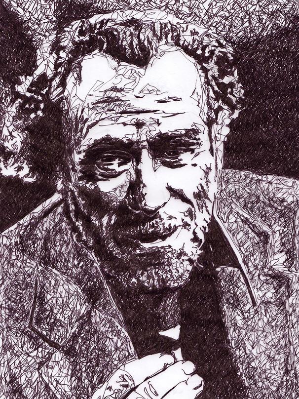 Charles Bukowski #03, 2014