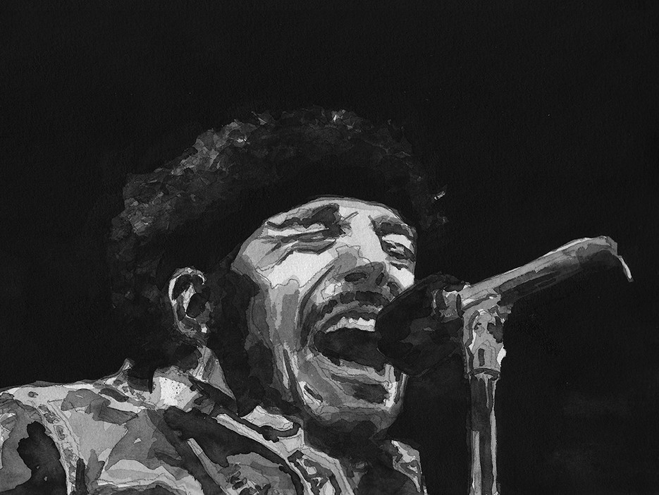 Bruce Springsteen #01, 2014