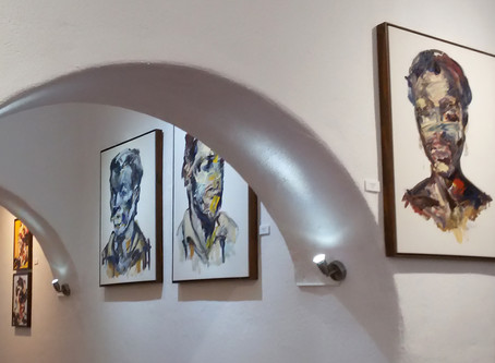 Colorida Art Gallery, Lisboa, Portugal, 2018