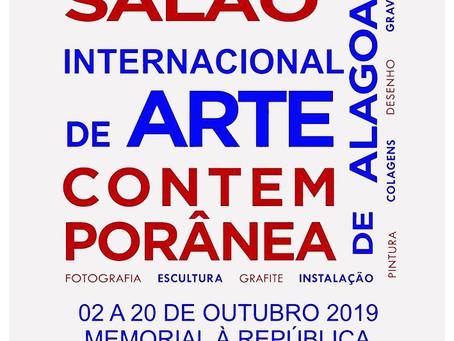 SACA - Salão Internacional de Arte Contemporânea de Alagoas, 2019