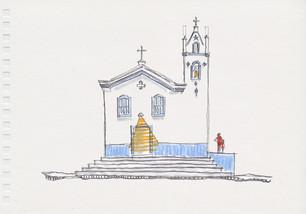 Igreja Matriz, Iporanga, SP. 2003