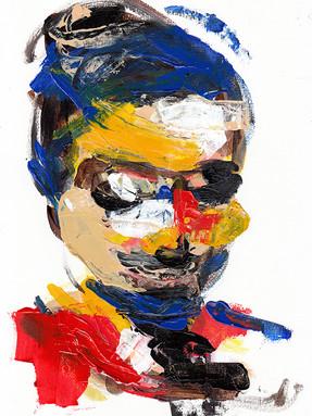 Desfigurado #08, 2016