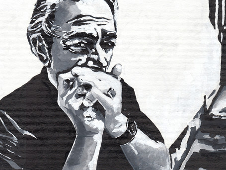 Charlie Musselwhite #01, 2014
