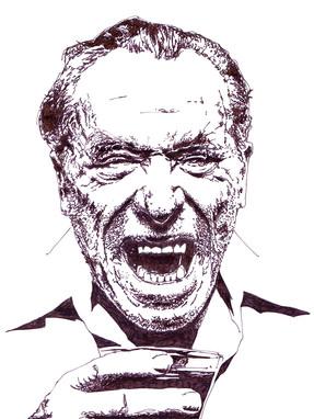 Charles Bukowski #04, 2014