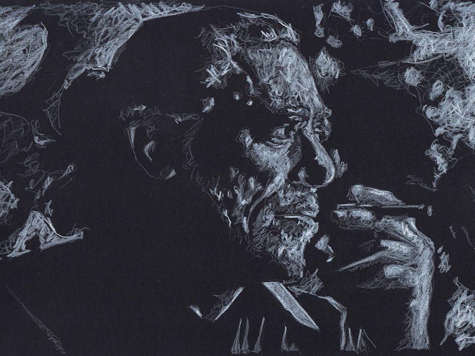 Charles Bukowski #02, 2014