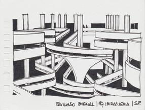 Pavilhão da Bienal, São Paulo, SP. 2011