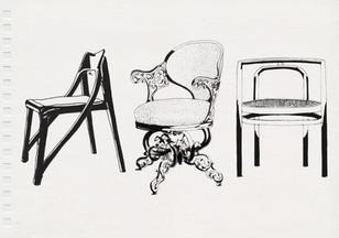 Cadeiras. 2006