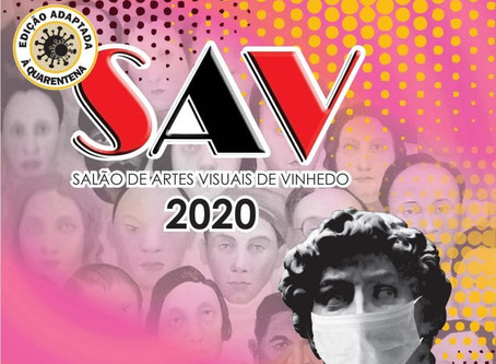 Salão de Artes Visuais de Vinhedo, 2020