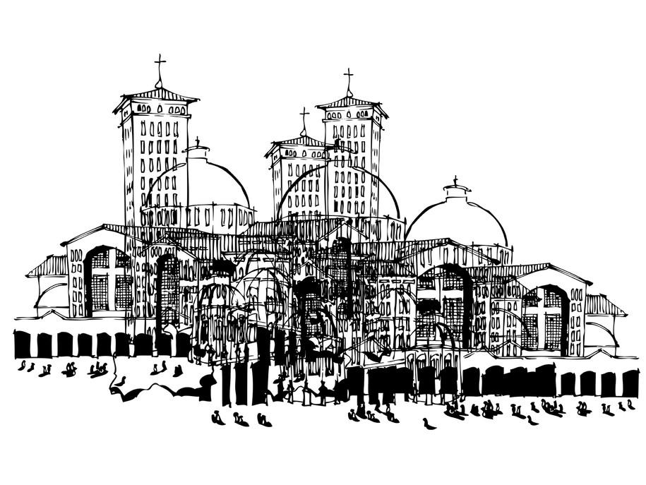 Basílica de N. S. Aparecida, 2015