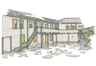 Casa de Chica da Silva, Diamantina, MG. 2013