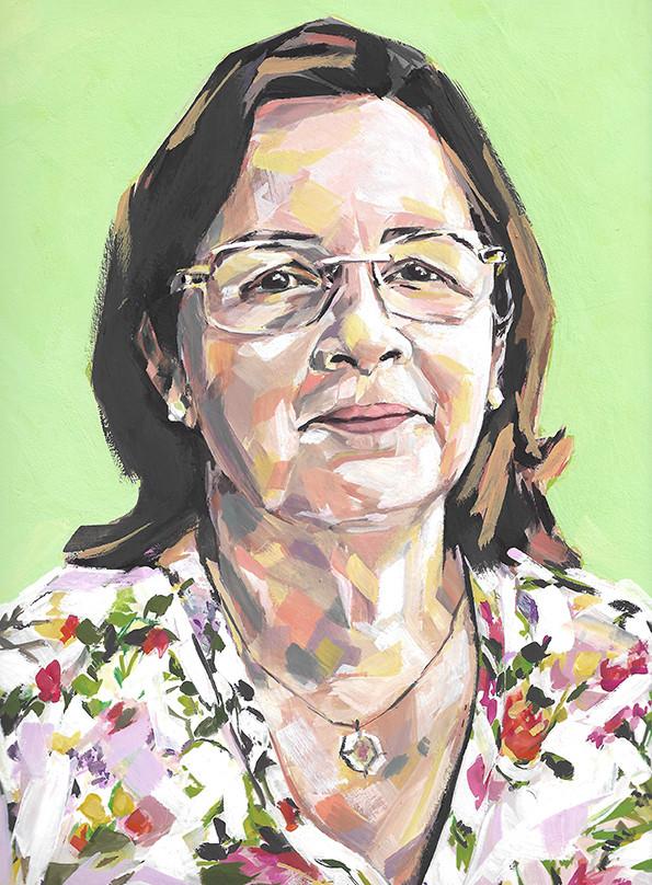 Ana Maria, 2020