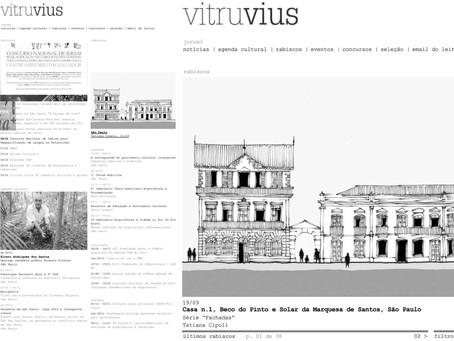 Revista Vitruvius, 2011