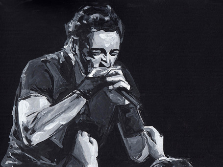 Bruce Springsteen #02, 2014