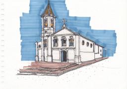 Igreja do Rosario, Iguape, SP. 2012