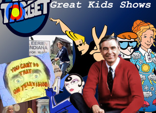 Episode 41: Great Kids Shows