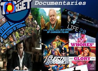 Episode 40: Documentaries