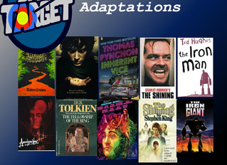 Episode 43: Adaptations