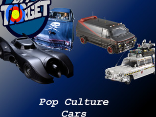 Episode 33: Pop Culture Cars