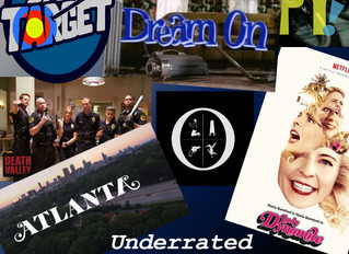 Episode 44: Underrated Television Shows