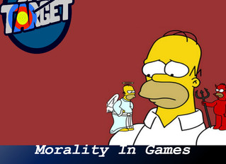 Episode 25: Morality In Games