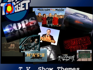 Episode 21: T.V. Show Themes