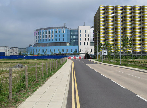 "Royal Papworth Hospital - The new ""State of the art"" NHS Hospital"