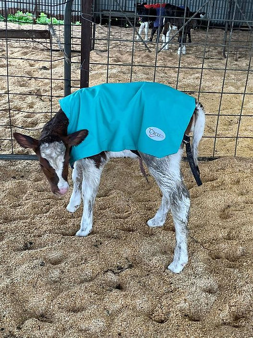 Twin- and 3 Pack Calf Rugs With Pouch For Heat Pad