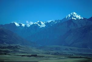 Cordillera Blanco, Peru