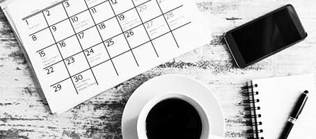 Create a calendar for worry-free home maintenance.